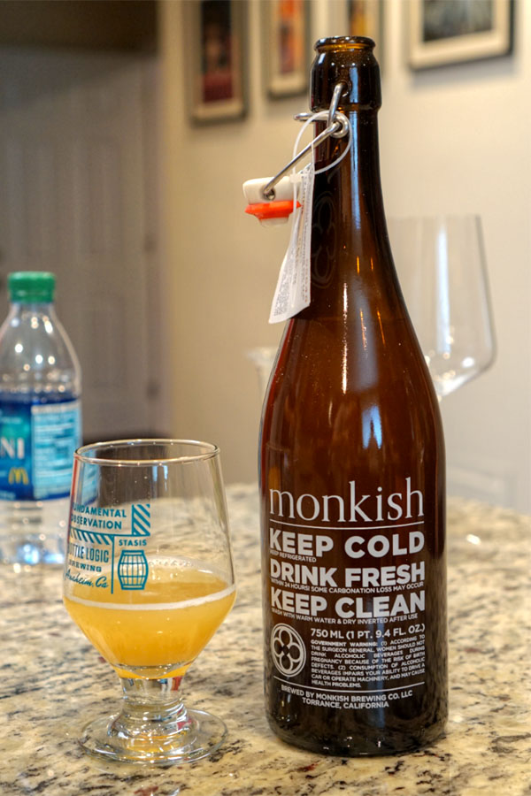 2017 Monkish Heart Turns Cold