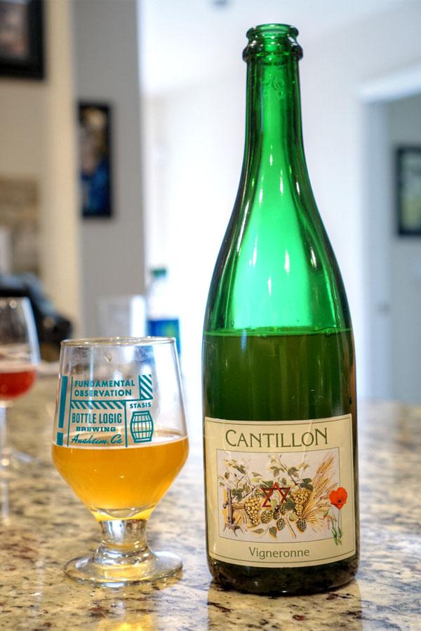 2016 Cantillon Vigneronne