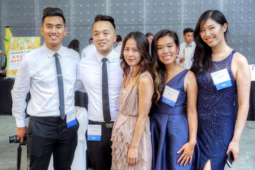 Da Chhin, Chris Tran, Anh La, Mimi Xu, Linda Zhou