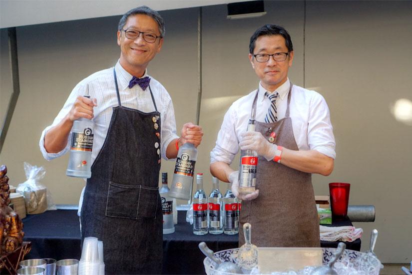 Andrew Chiu, Andrew Wong
