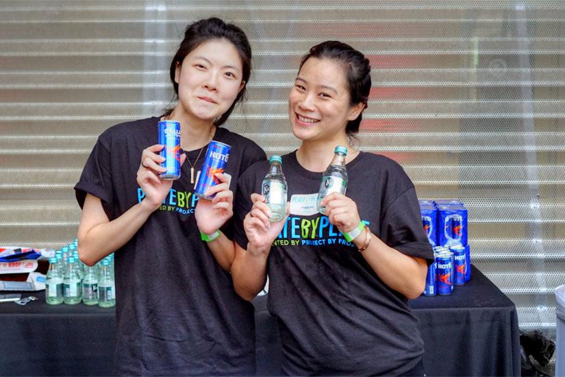 Blake Huang, Jacqueline Ho