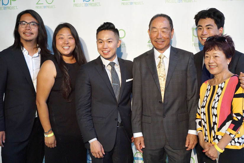 Lawrence Tang, Nina Kin, Wilson in, Patrick Lee