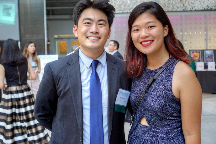 Patrick Lee, Cindy Lee