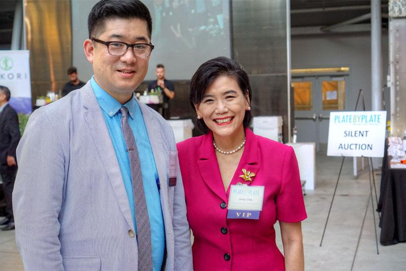 George Yin, Judy Chu