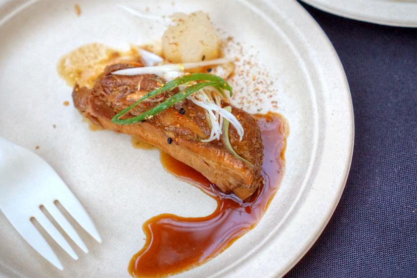 Hatcho Miso-Braised Pork Ribs