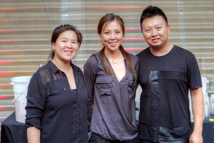Emily Lien, Avis Tao, Jason Tsai