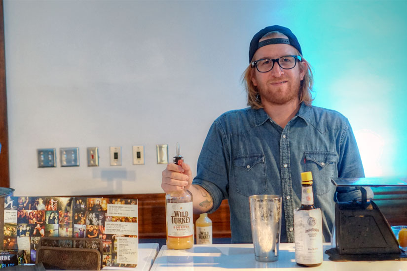 Hard & Stone Bartender / Baby's First Bourbon