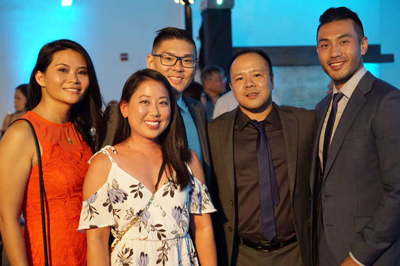 Casey Chiu, Cindy Chan, Tony Chen, Simon Cheung, Robert Ly