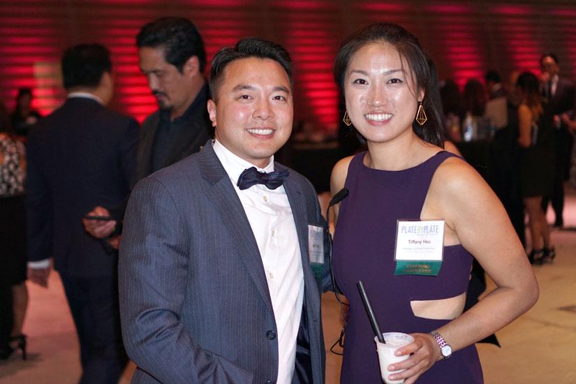 John Tung, Tiffany Hsu