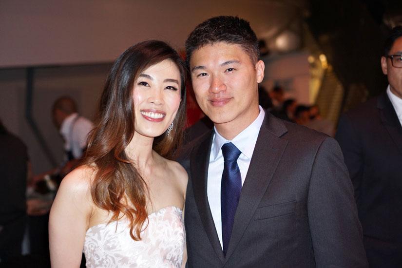 Annie Lin, Ken Liu