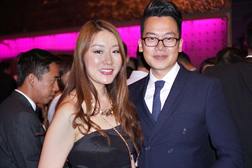 Jen Yim, Grady Ha
