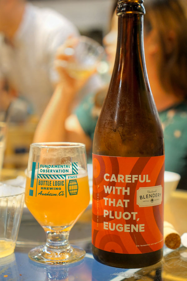 2016 Beachwood Blendery Careful With That Pluot, Eugene