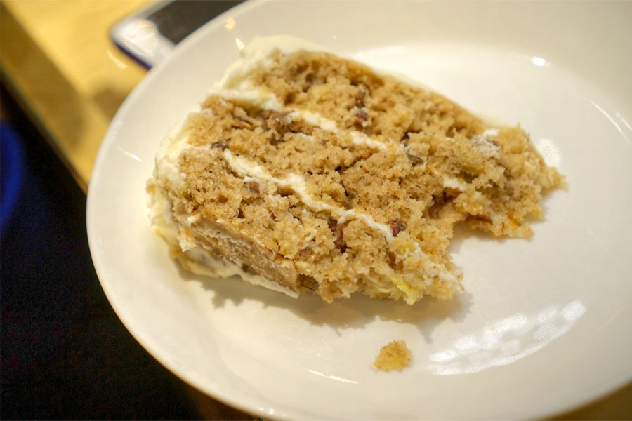 Hummingbird Cake (Slice)
