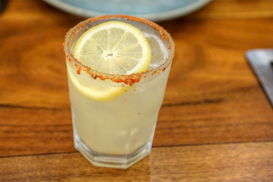 Meyer Lemon Margarita