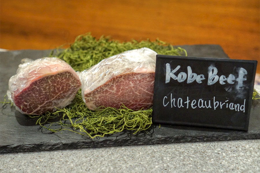 Kobe Beef Chateaubriand
