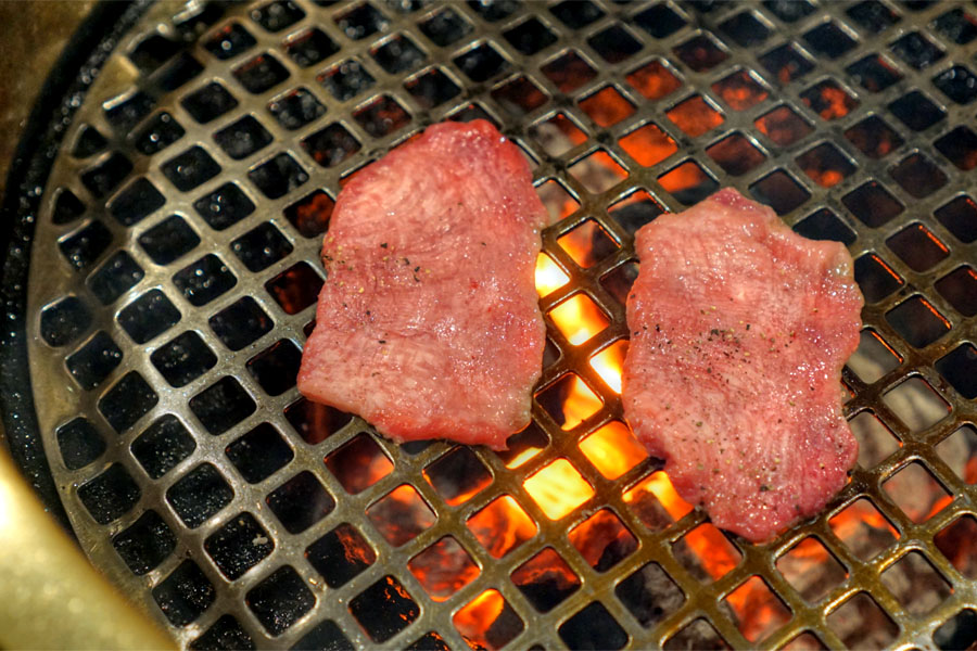 American Wagyu High Quality Salted Tongue (On the Grill)