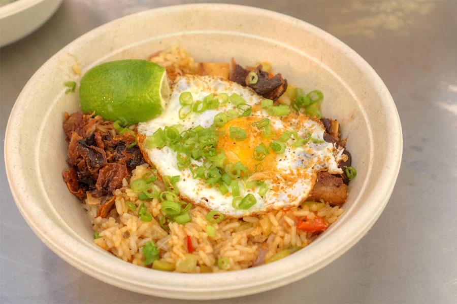 Sisig Fried Rice