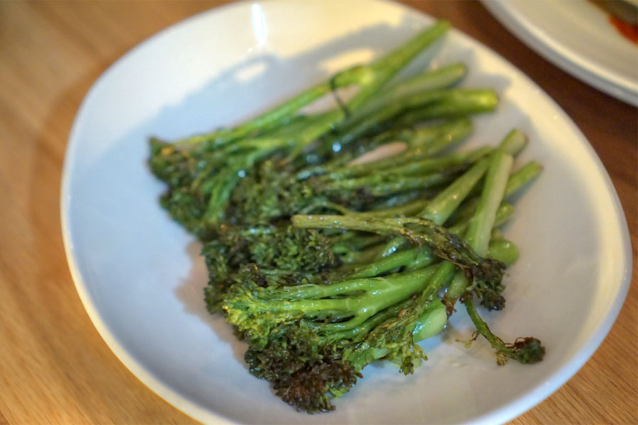 Broccolini al Forno