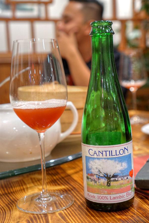 2013 Cantillon Kriek 100% Lambic Bio
