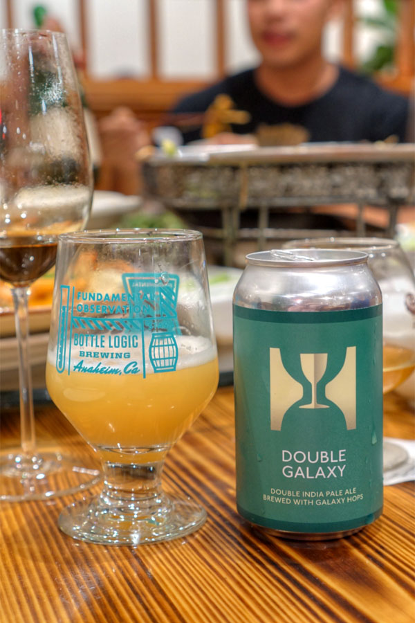 2017 Hill Farmstead Double Galaxy