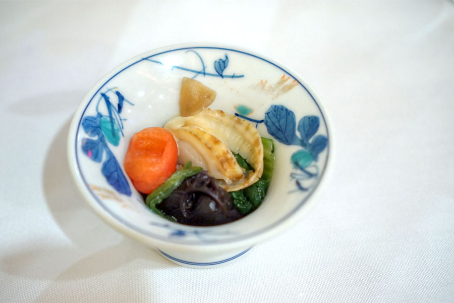Appetizer - Hotategai