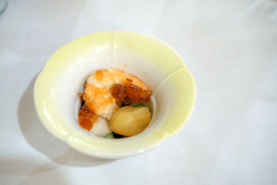Appetizer - Amaebi