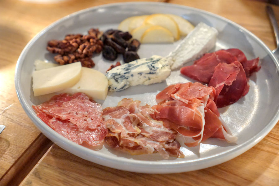 Charcuterie and Cheese Combo