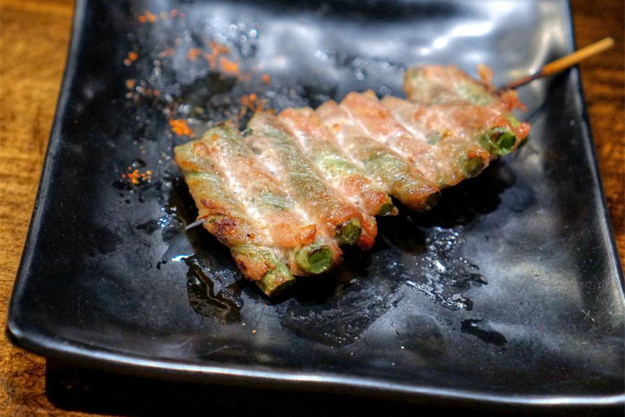 Green Beans w/ Pork