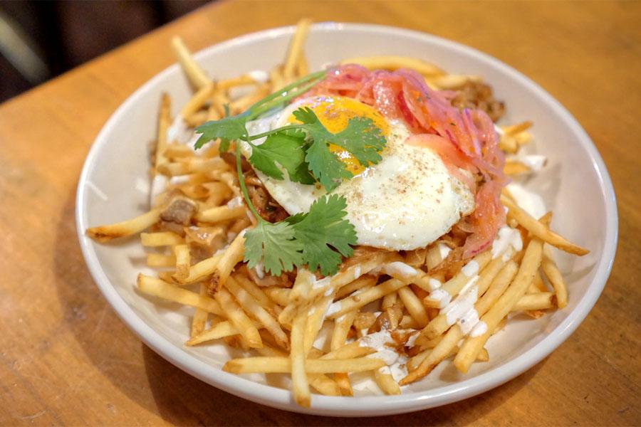 Sisig Fries