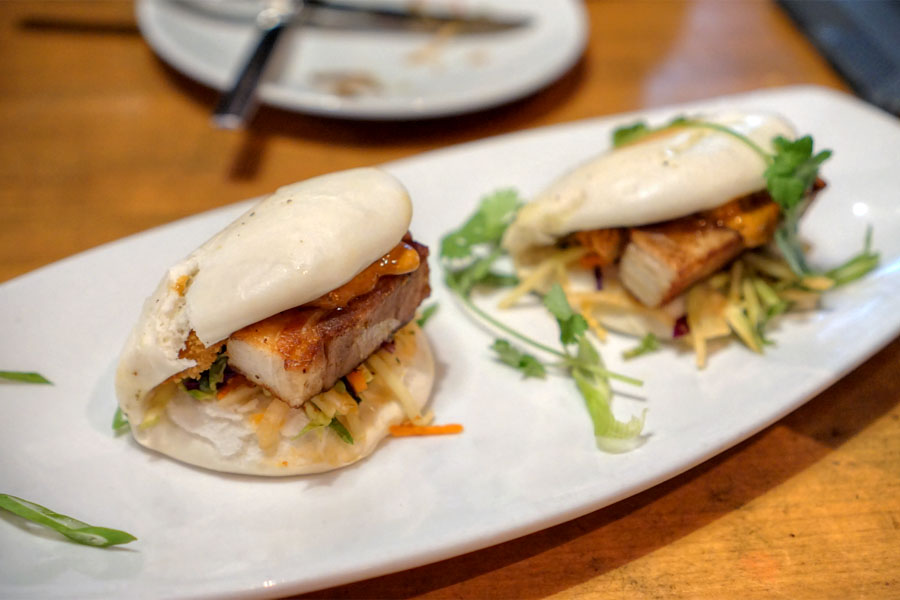 Sticky Icky Pork Belly Buns (2)