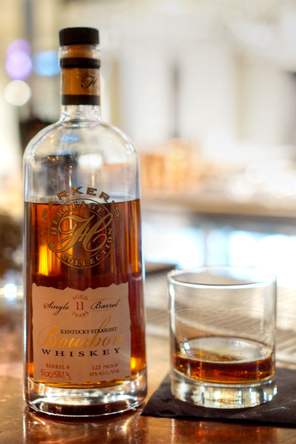 2017 Parker's Heritage Collection 11 Year Old Bourbon