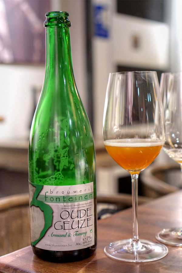 2011 Drie Fonteinen Oude Geuze Armand & Tommy