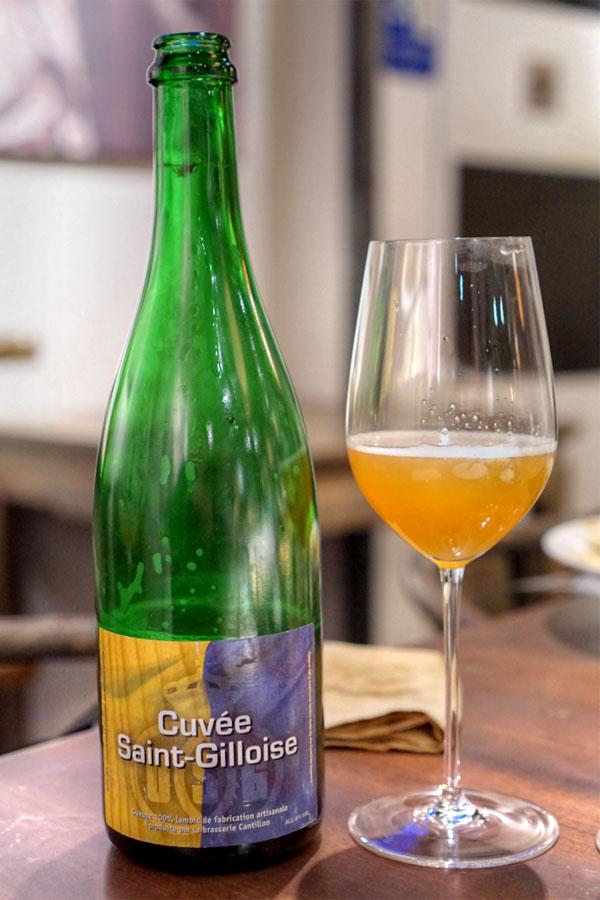 2015 Cantillon Cuvée Saint-Gilloise