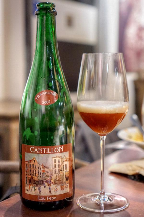 2007 Cantillon Lou Pepe Framboise
