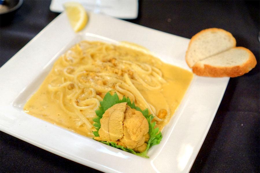 Maruhide Original Uni Cream Pasta