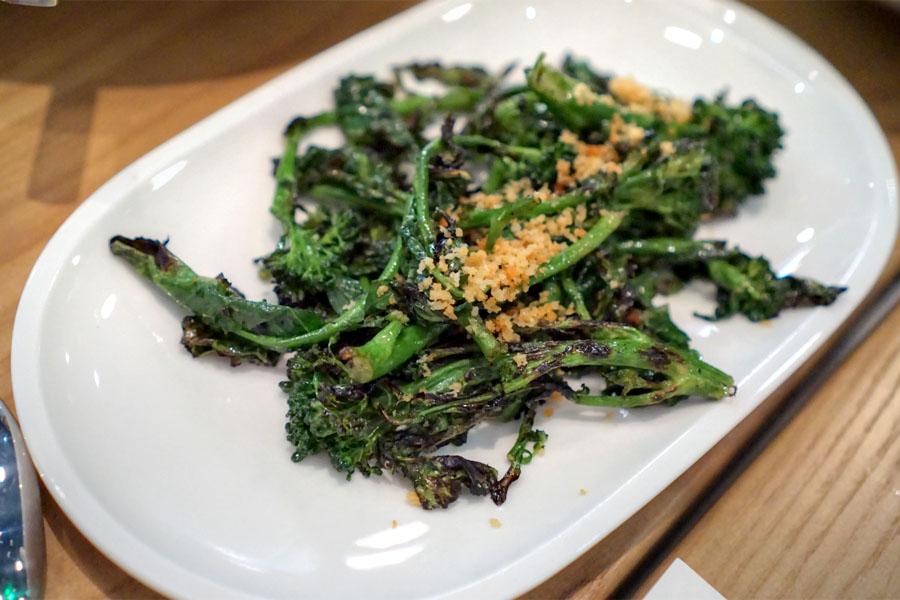 Broccoli di Cicco alla Fra Diavola