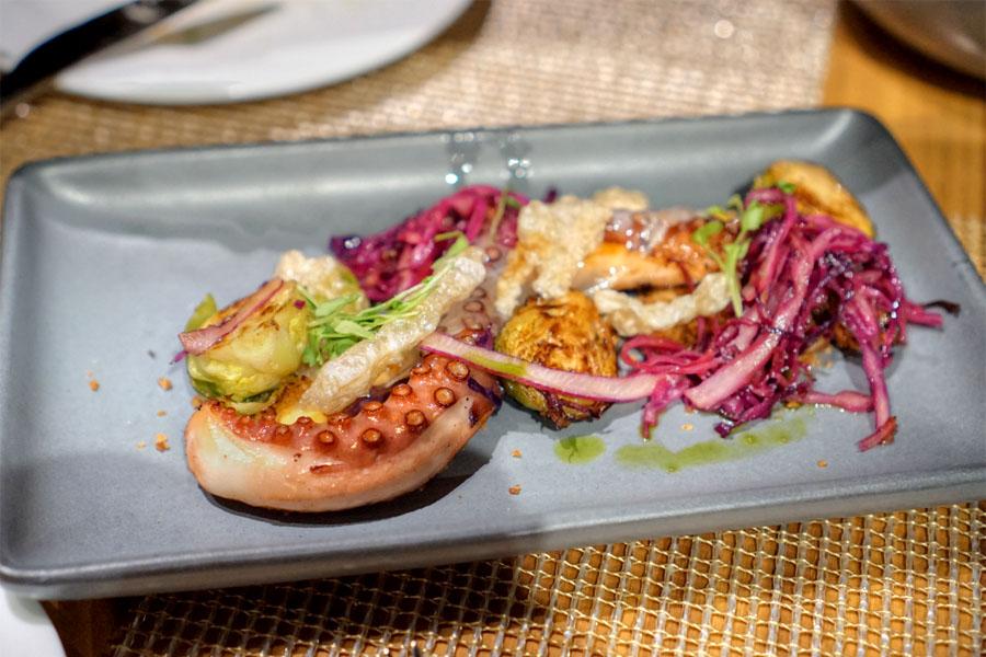 Spanish Octopus