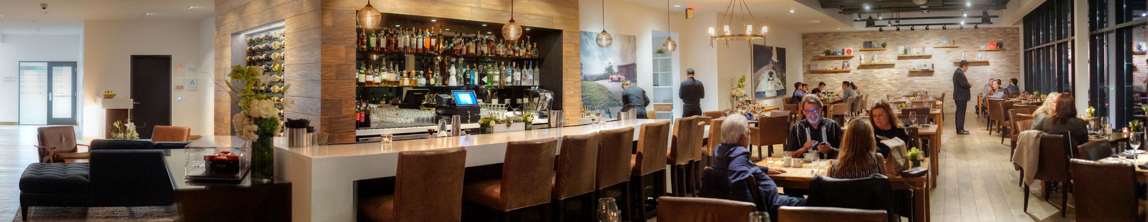 Restaurant 917 Interior