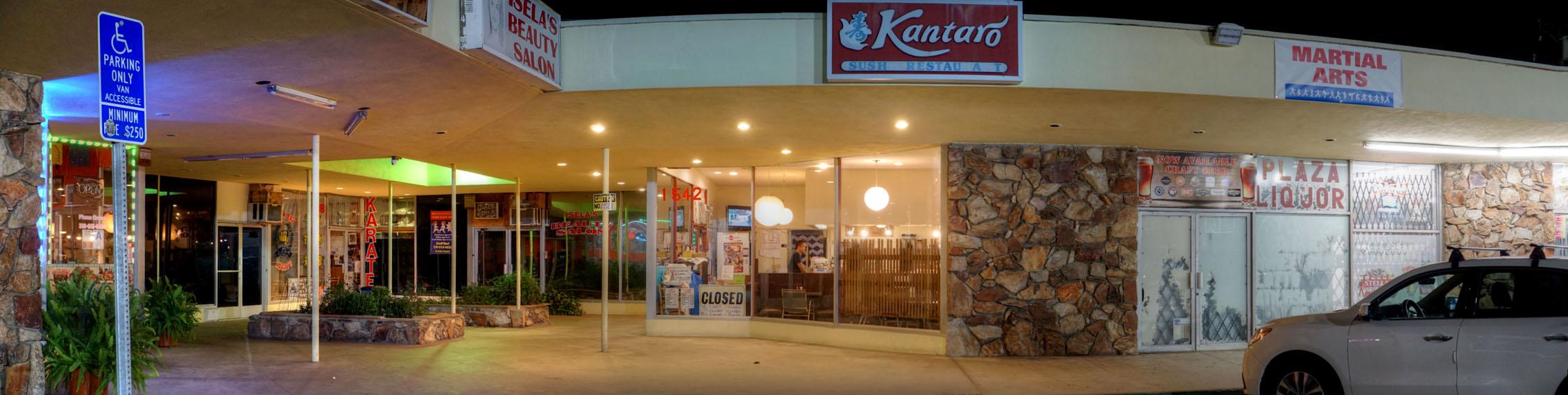 Kantaro Sushi Exterior