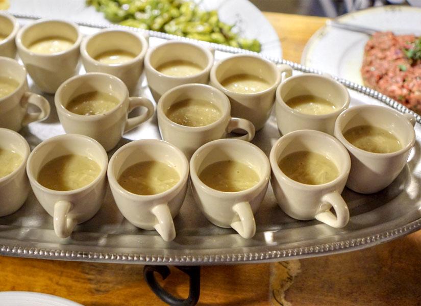 Leek(?) Soup