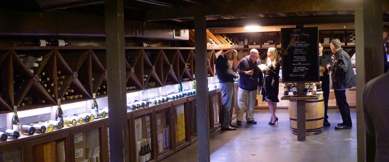 The Hobbit Wine Cellar