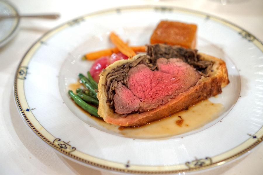 Filet of Beef en Crôute