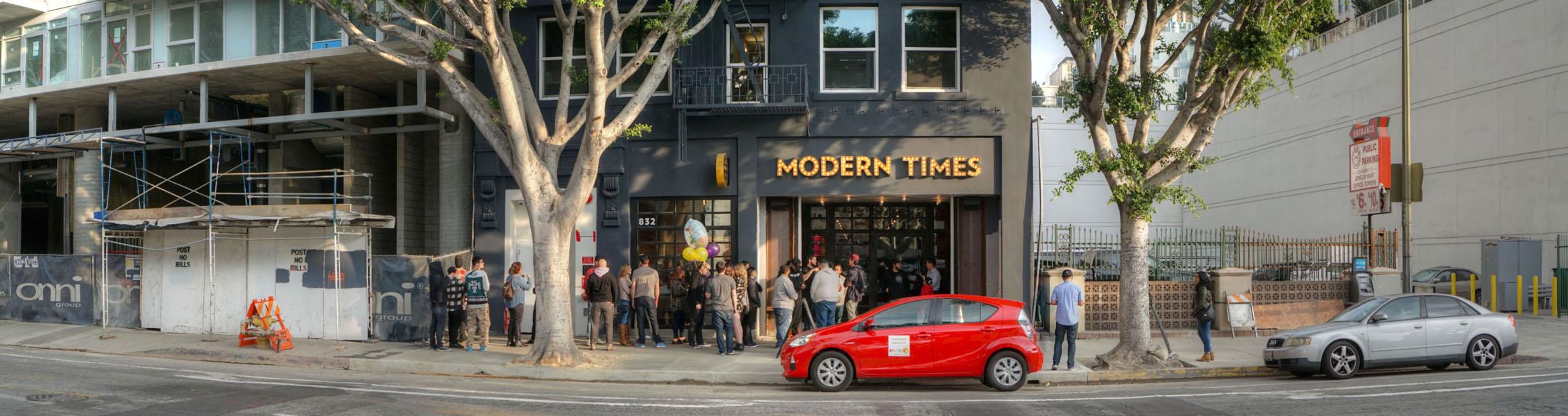 Modern Times The Dankness Dojo Exterior