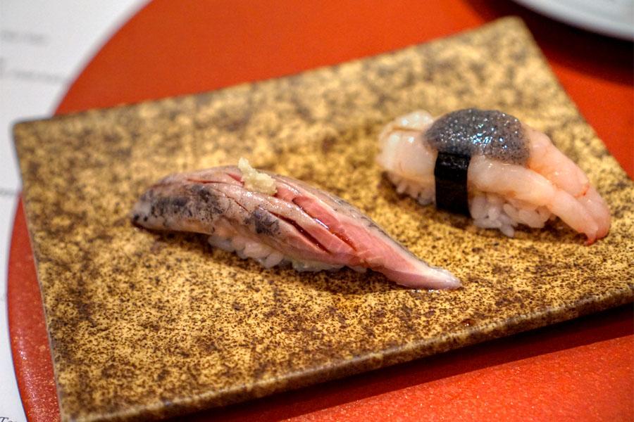 Iwashi / Ama Ebi