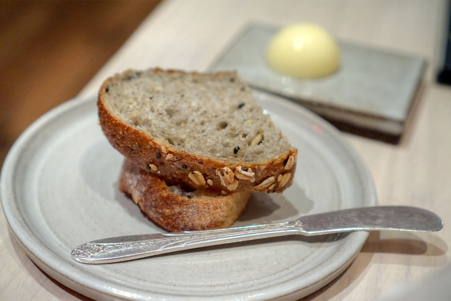Multigrain/Italian Bread & Butter