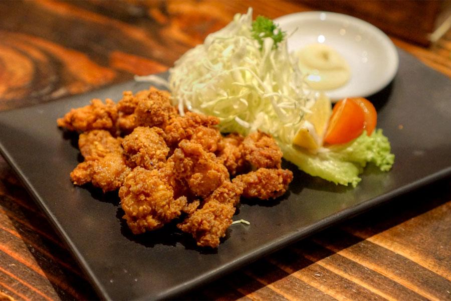 Jidori Chicken Nankotsu