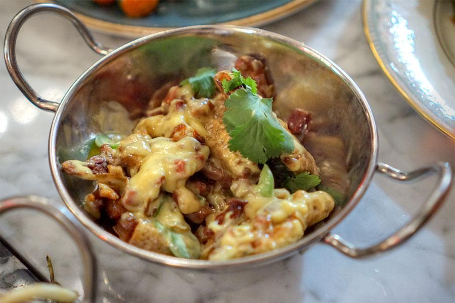 Jamon & Jalapeno Potato Salad