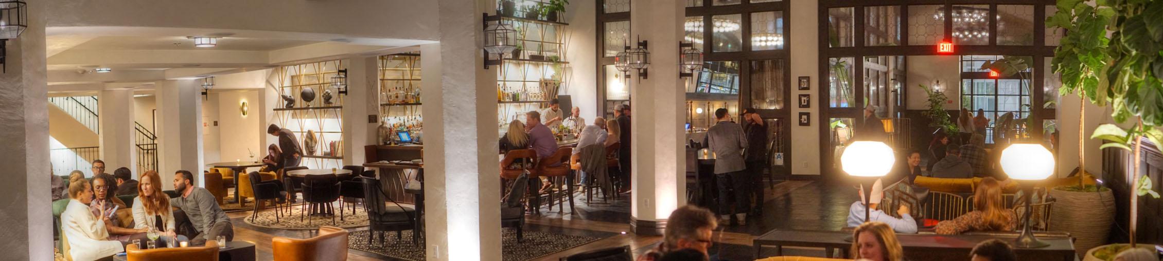 Bar Figueroa & Lounge