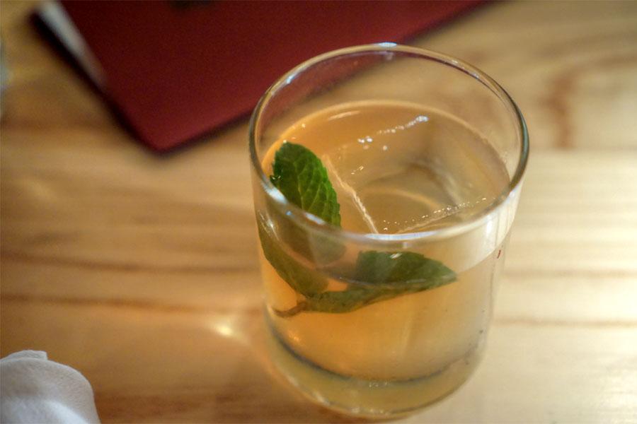 Peche Bourbon