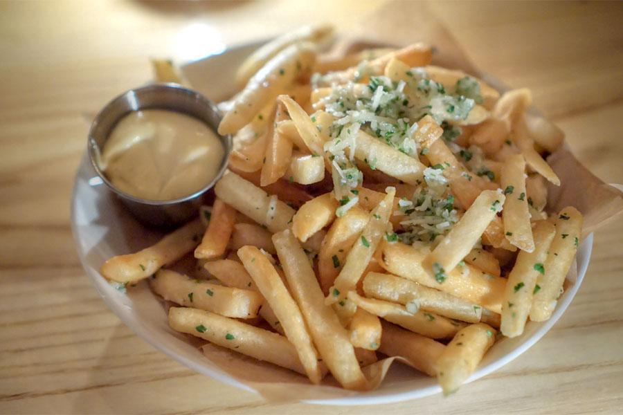 Truffle Cheese Fries